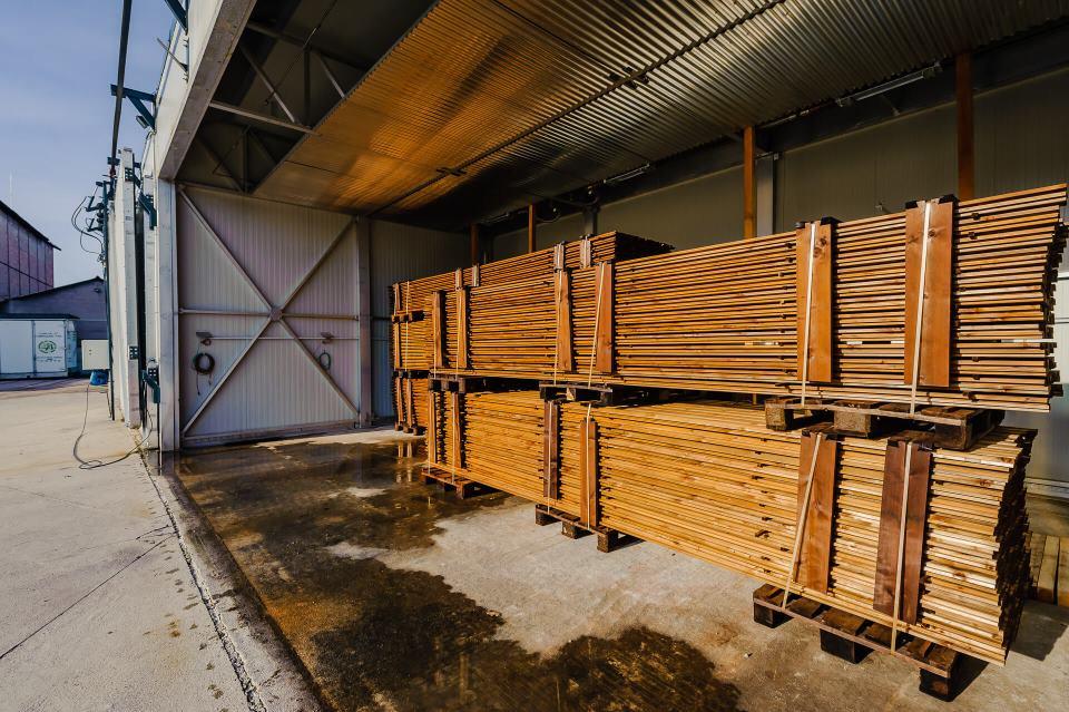 Les spécialistes du séchage du bois