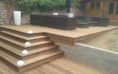 Une envie de terrasse en bois !