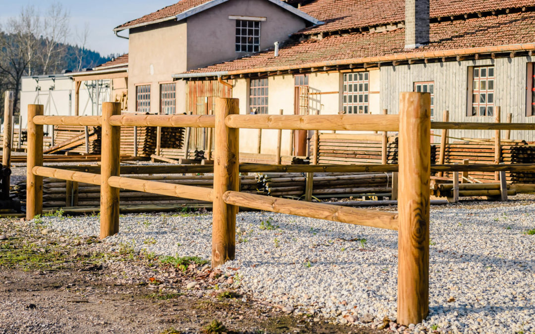 Pour votre clôture de jardin dans les Vosges