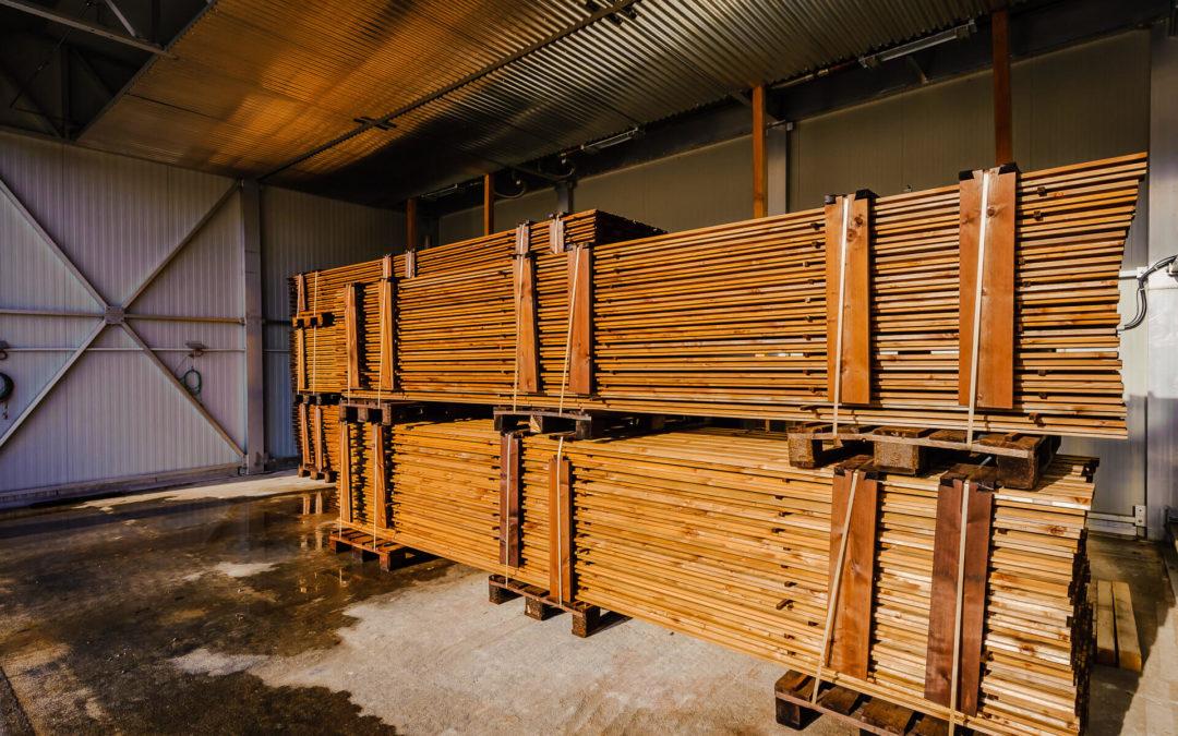 Traitement du bois à Arches