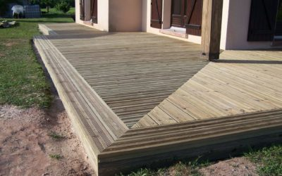 Fabricant de terrasse dans les Vosges