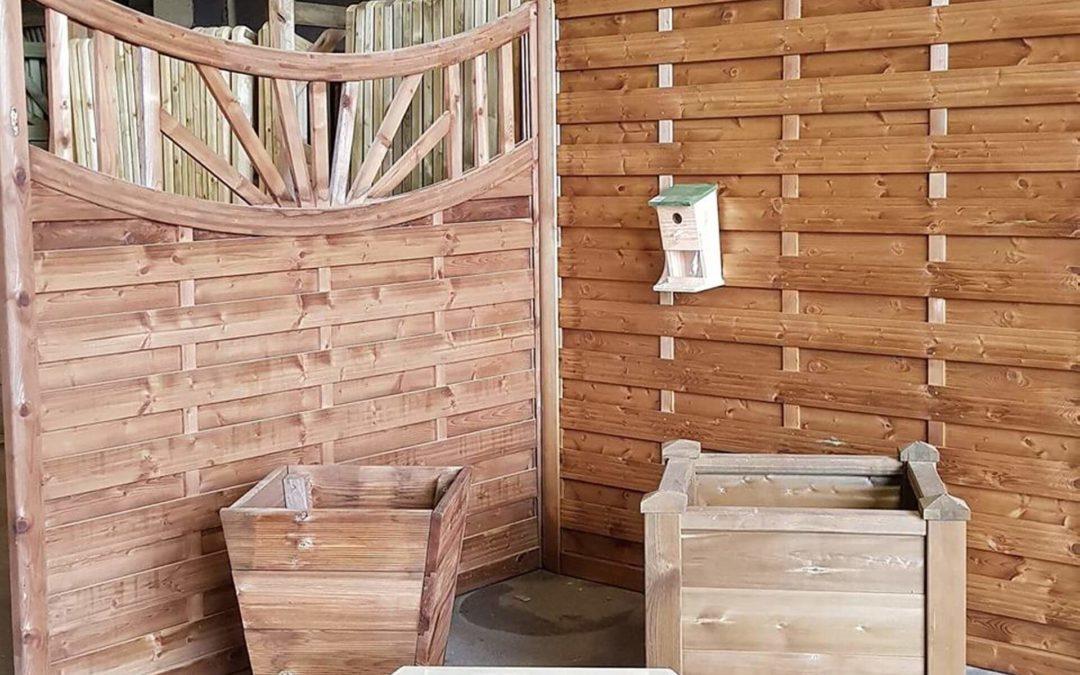 Clôture bois à Remiremont