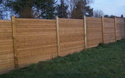 Votre clôture bois à Épinal